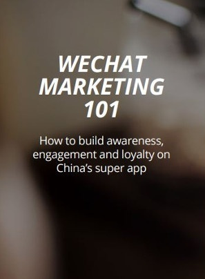 WeChat marketing 101 guide